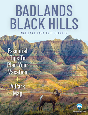 Badlands Trip Planner cover image
