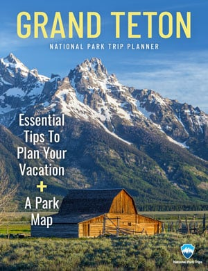 Grand Teton Trip Planner cover image